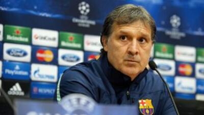 Martino, sobre el récord con Barcelona: ''Prefiero igualar los seis títulos de 2009''