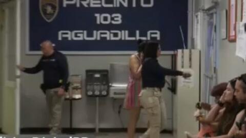 Hallan a niña de 2 años caminando sola en Aguadilla