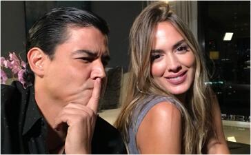 En fotos: así se grabó la entrevista con Shannon de Lima desde su apartamento en Miami