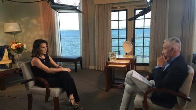 Kate del Castillo dice que volvería a repetir su visita a 'El Chapo'