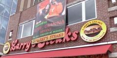 """""""Adoraba un buen Philly cheesesteak"""", uno de los restaurantes favoritos de Kobe Bryant está en Filadelfia"""