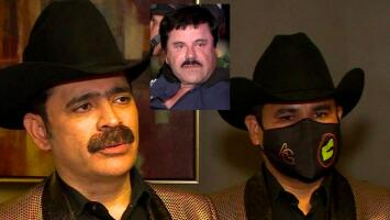 Los Tucanes de Tijuana defienden la libertad de expresión por regresar a los escenarios cantándole a 'El Chapo'