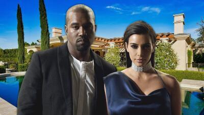 Kim Kardashian y Kanye West le echan el ojo a esta mansión en el desierto de California