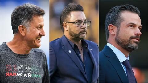 Abanico de opciones: estos son los posibles candidatos para comandar a Chivas