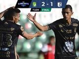León derrota a Querétaro y se coloca momentáneamente en la cuarta posición