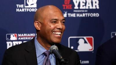 Mariano Rivera, primer beisbolista en la historia al Salón de la Fama por votación unánime