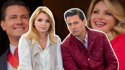 ¿Amor ficticio? Angélica Rivera y Enrique Peña Nieto no compartían la habitación
