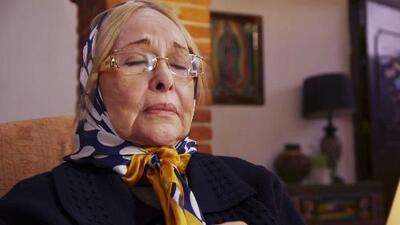 El Alzheimer acabó con los recuerdos de su amor y familia