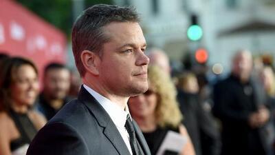 Matt Damon decidió irse a vivir a este país por culpa de Donald Trump