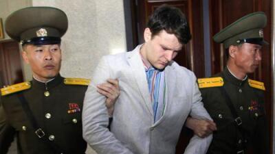 Corea del Norte le exigió a EEUU $2 millones por el cuidado médico de Otto Warmbier