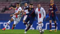 Lo que necesita el Barça para calificar ante PSG en Champions