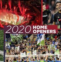 MLS anuncia los partidos inaugurales como locales para sus 26 equipos en 2020