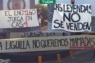 Fans de Cruz Azul no quieren 'sorpresas' en la Liguilla