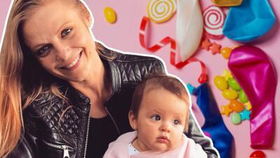 Así celebró Ana Layevska el primer año de su bebé