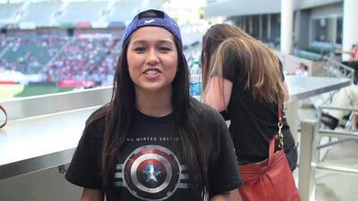 Captain America: The Winter Soldier - Sorpresa en partido de Chivas USA