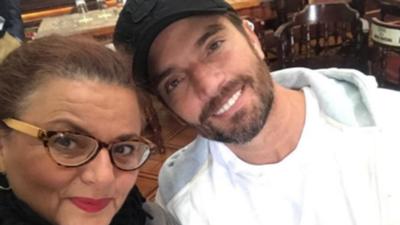 La hermana de Julián Gil vuelve al quirófano para solucionar problemas en la espalda