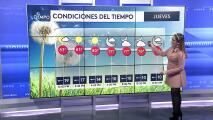 La presencia de una masa de aire seco en Puerto Rico mantendrá las lluvias lejos de la isla