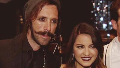 Maite Perroni recibió feliz su Premio TVyNovelas y celebró con su novio