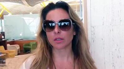 Kate del Castillo llora la muerte de Joan Sebastian