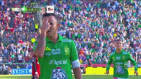 ¡No hay quinto malo! Luis Montes firma su tanto ante Atlas
