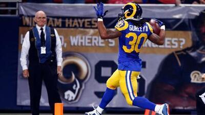 Rams 27-6 49ers: Aplanadora Gurley lideró con 133 yardas la victoria de St. Louis (video)