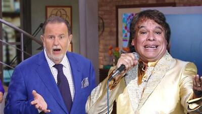 El Gordo confiesa que extraña a Juan Gabriel y que sigue vivo en su corazón