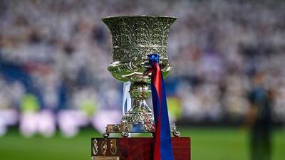 """Luis Rubiales: """"La próxima Supercopa se juega fuera de España, en formato 'Final Four'"""""""