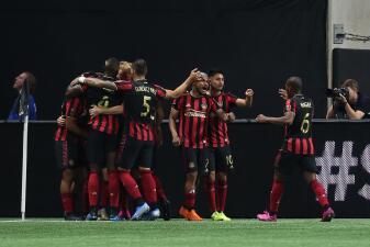 En fotos: América se colapsó ante Atlanta United en la Campeones Cup