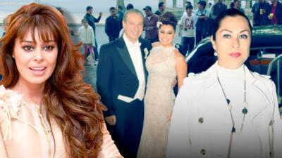 La infidelidad con Lety Calderón y otros problemas de Yadhira Carrillo con Juan Collado desde que se enamoraron