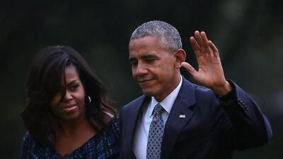 Michelle Obama quería divorciarse, según biografía no autorizada