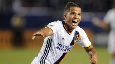 ¿Podrá Gio dos Santos asumir el liderazgo que LA Galaxy necesita?