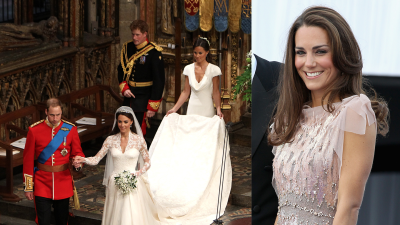 Así podría robarle Kate Middleton la boda a Pippa