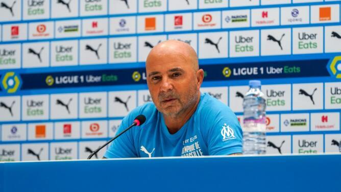 Jorge Sampaoli se dice orgulloso de llegar al Marsella