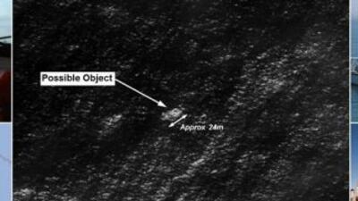 Australia halla objetos posiblemente pertenecientes al MH370