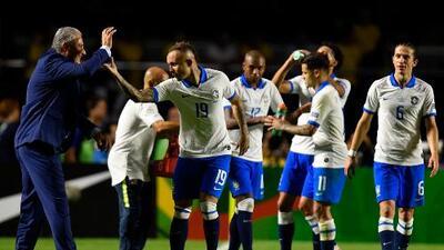 Tite pide paciencia para Brasil en la Copa América
