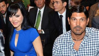 Maribel Guardia y Francisco Gattorno ayudaron a niños con necesidades