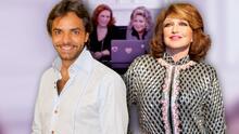 Eugenio Derbez no olvida cómo fue su debut en las telenovelas al lado de su 'novia' Angélica María