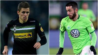 Mönchengladbach vs. Wolfsburgo: duelo por posiciones europeas en la Bundesliga