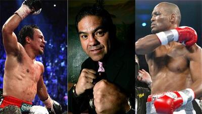 'Dinamita' Márquez, 'Chiquita' González y Hopkins encabezan la generación 2019 del Salón de la Fama del Boxeo