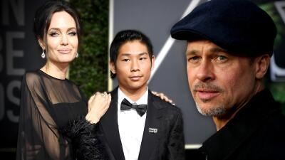 Revelan el secreto que terminó con la relación de Angelina Jolie y Brad Pitt (e involucra a uno de sus hijos)