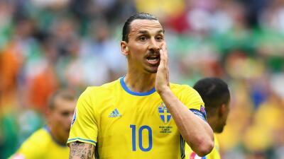 Suecia incluye a Ibrahimovic en la preselección para los Juegos Olímpicos