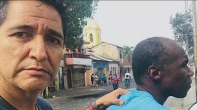 """""""Sentí que mi vida corría peligro"""", las declaraciones de Pedro Ultreras tras su paso por Venezuela"""