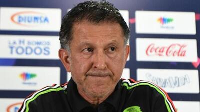 Suspendida la conferencia de prensa de Juan Carlos Osorio en Estados Unidos debido al mal clima