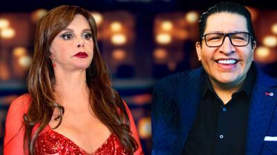 Lucía Méndez contra Alex Kaffie y otros grandes pleitos entre famosos y periodistas