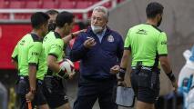 """Vucetich: """"Chivas no jugó como queríamos"""""""