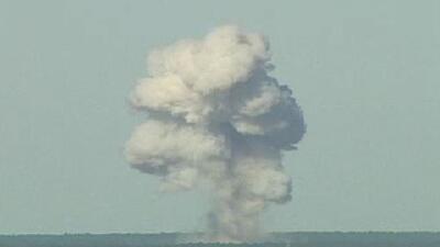 Siria y la 'madre de todas las bombas': el teatro militar de Donald Trump