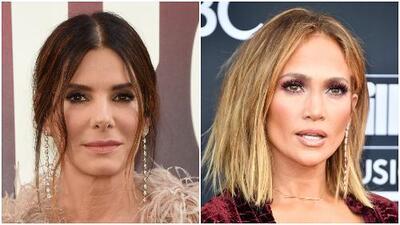 Para no creer: Sandra Bullock es fanática de Jennifer López y así fue cómo la conoció