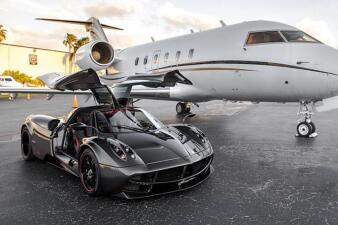 La vida de los super ricos: Los accesorios más caros para sus carros