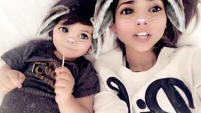 Peque Babies de Univision: Alejandra Espinoza y Matteo Marrero hacen el dueto más cute