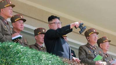 """Corea del Norte promete una """"respuesta sin piedad"""" ante cualquier provocación de Estados Unidos"""